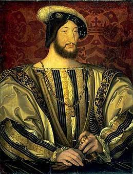 histoire roi francois 1er